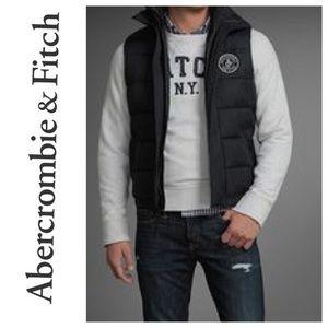 ABERCROMBIE & FITCH  Men Down Vest